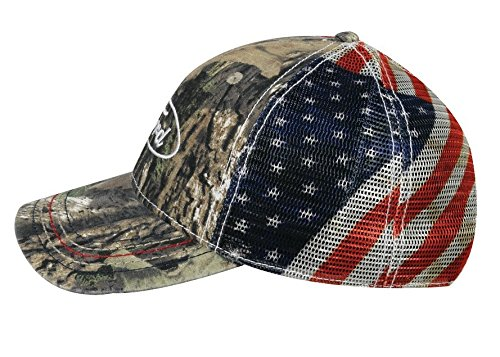 Amazon.com  Mossy Oak 6 Panel Structured Mesh Back Snap Closure Ford Break  Up Country Cap  Sports   Outdoors 6db43a4acdd