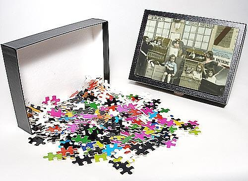 Photo Jigsaw Puzzle of French Left Luggage Office