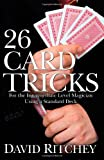 26 Card Tricks, David Ritchey, 0929915526