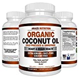 Arazo Nutrition Organic Coconut Oil