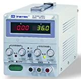 GW Instek SPS-606 Switching DC Power Supply, 0-60 Volts, 0-6 Amps