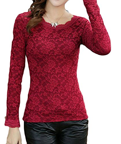 Lined Blouse Top - 6