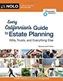 img - for Every Californian's Guide To Estate Planning: Wills, Trust & Everything Else book / textbook / text book