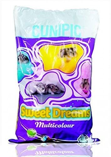 CUNIPIC - Lecho para Hã¡Mster Sweet Dreams Multicolor 70 gr