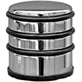 Siena Home Classic RF-001 Door Stopper with 3 Rubber Rings, Stainless Steel by SIENA HOME