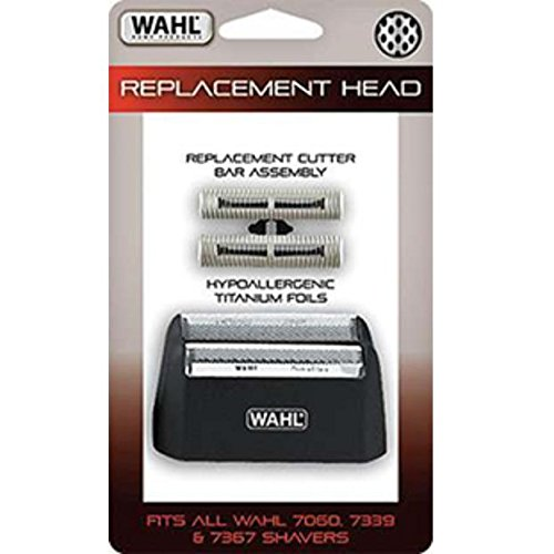 Wahl Bump Control Super Close Foil and Cutter Set (Close Foil Shaver Super Wahl)