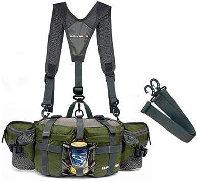 TnXan Outdoor Pockets Small Backpack Rucksack Running Bag