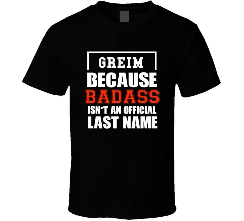 Fassbender Because Badass Is Not An Official Name T Shirt