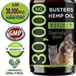 Hemp oil for cats and dogs