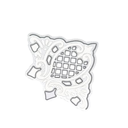 pushfocourag Leaf Pattern Cutting Dies Stencils DIY Scrapbooking Embossing  Photo Album Craft Kids to cultivate hands-on ability card making as great