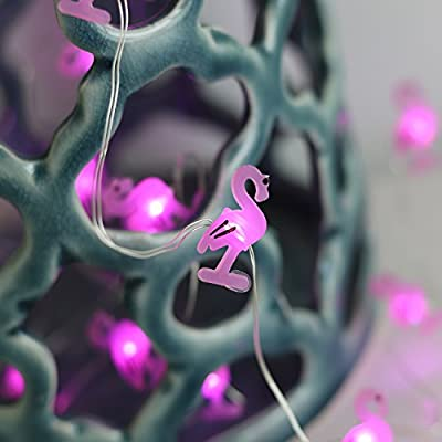 LED String Lights Battery Operated Energy Saving Timer Control 6 hrs on and 18 hrs off Outdoor Fairy Light Home Decor Light for Christmas Holidays