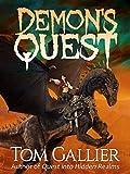 #6: Demon's Quest (Grimdark Adventures Online Book 1)
