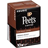 Peet's French Roast 120 Single K-Cups
