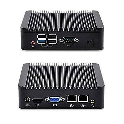 QOTOM-Q190S-S01 J1900 industrial mini pc(8G RAM,512G SSD)