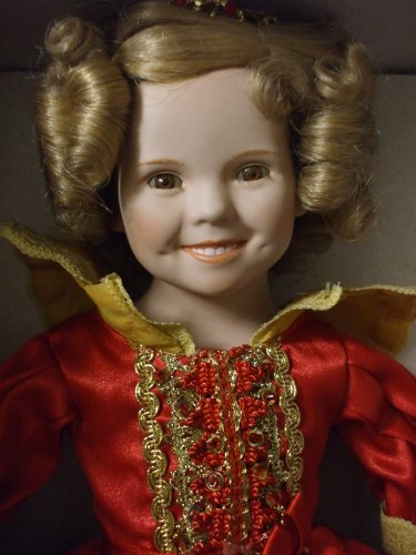 Shirley Temple Porcelain doll*Captain January*
