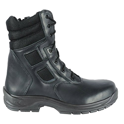 Cofra Veteran S3HRO SRC–zapatos de seguridad talla 43NEGRO