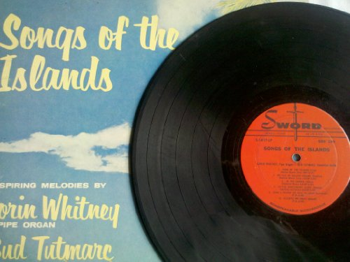 Songs of the Islands - Lorin Whitney & Bud Tutmarc LP