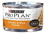 Purina Pro Plan Gravy Wet Cat Food, Chicken & Rice