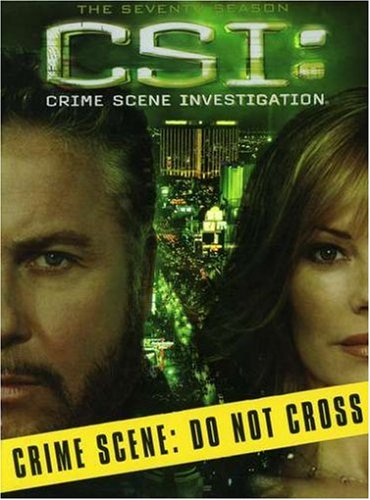 DVD : CSI: The Seventh Season (Widescreen, Digipack Packaging, Slipsleeve Packaging, 7 Disc, Sensormatic)
