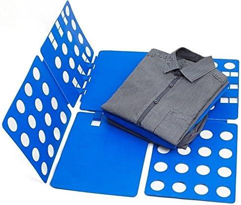 Details about  /Household T-Shirt Folding Board Folder Clothes Fast Organizer J9W9 Tool T7U4
