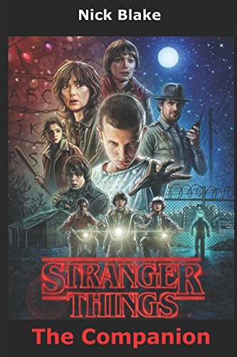 READ Stranger Things - The Companion<br />W.O.R.D