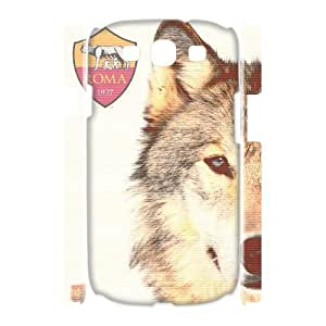 AKERCY Puppy Dogs Phone 3D Case For Samsung Galaxy S3 I9300 [Pattern-6]