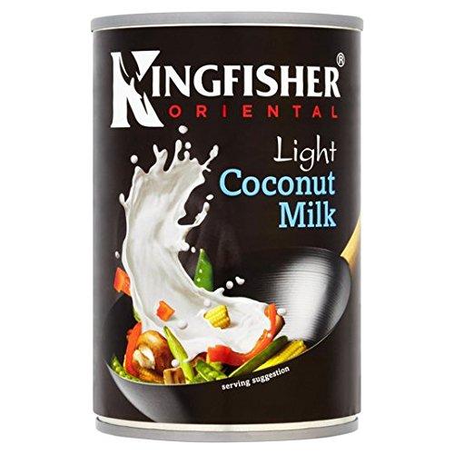 400 ml de leche de coco ligera Kingfisher: Amazon.es: Alimentación y bebidas