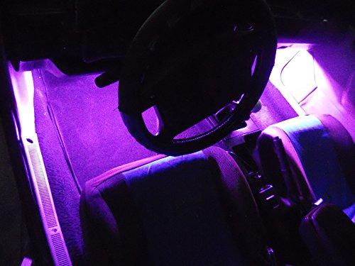 Interior Led Underdash Lighting Pink in US - 7