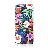 """EMPIRE Signature Series Slim-Fit Case for Apple iPhone 6 Plus 5.5"""" - Hawaiian Blue Tropics"""
