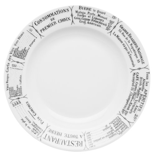 (Pillivuyt France, Brasserie Soup Bowl, 9 Inches)
