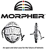 Morpher - Flat Folding Helmet (Matt Black)