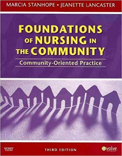 Community/Public Health Nursing Online for Stanhope and Lancaster: Foundations of Nursing in the Community (Access Code, and Textbook Package), 3e by Penny Leake PhD RN (2009-10-15)