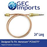 PC0A075 Fireplace 24'' Thermocouple