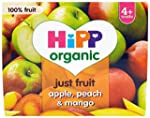 HiPP Organic From 4+ Purely Fruits Ap...