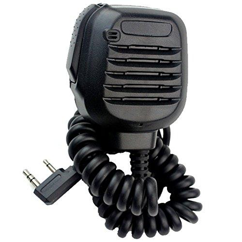 AOER Handheld Microphone Mic Speaker Mic KMC-45 for Kenwood TK2402 TK3402 TK2312 TK3312 NX240 NX220 NX320