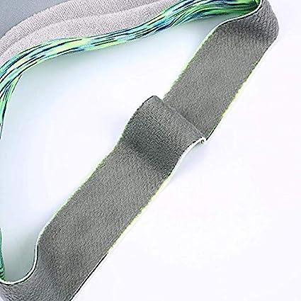 TEFITI Visor Schirmm/ütze ohne Kopf Golfm/ütze Tennism/ütze Unisex Sonnenblende mit flexiblem Verschlu/ß