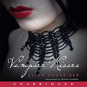 Vampire Kisses Audiobook