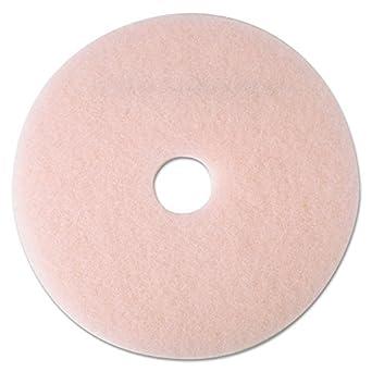"""3M Eraser Burnish Pad 3600, 27"""" x 1/4"""" (Case of 5)"""