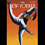 The New Yorker, September 26th, 2016 (Amy Davidson, Evan Osnos, Ed Caesar) | Amy Davidson,Evan Osnos,Ed Caesar
