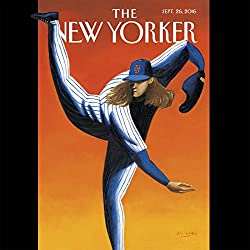 The New Yorker, September 26th, 2016 (Amy Davidson, Evan Osnos, Ed Caesar)