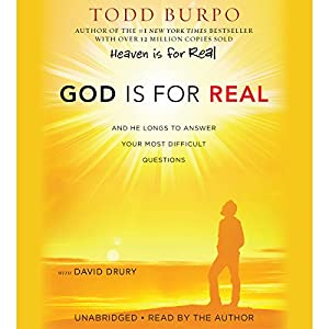 God Is for Real Audiobook