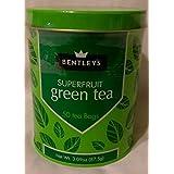 Bentleys Superfruit Green Tea, 50 Tea Bags