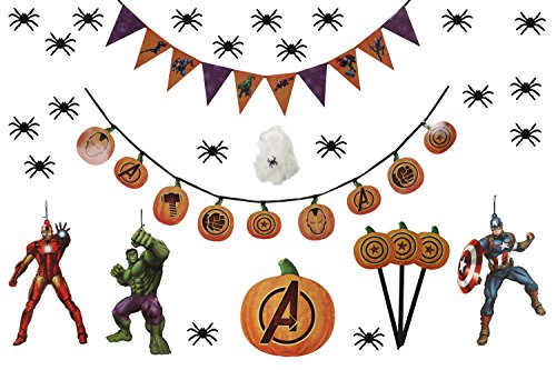 (Marvel Avengers Deluxe Decorating)