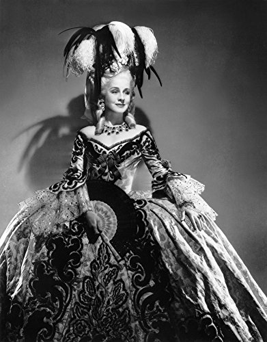 Marie Antoinette Norma Shearer In A Costume By Adrian 1938 Photo Print (16 x 20)