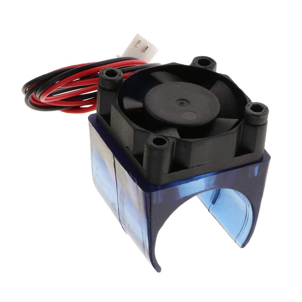 perfk 1 Unidad Tapa Ventilador Radiadores de Plástico Accesorio ...