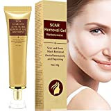 ZDU Acne Scar Removal Cream Skin Repair Face Cream Acne Spots Acne Treatment Blackhead Whitening Cream Stretch Marks 30ml for Stretch Marks Relief and Burns Repair