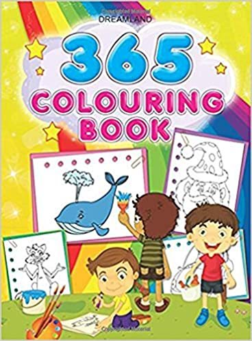 Buy 365 Colouring Book Book Online at Low Prices in India | 365 ...