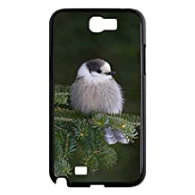 Customized Cell Case for Samsung Galaxy Note 2 N7100 - A bird In the tree Case For Samsung Galaxy Note 2 N7100