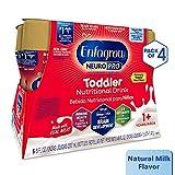 Enfagrow NeuroPro Next Step Toddler Ready to Feed Non-GMO Milk Drink - Natural Milk Flavor, 8 fl oz (24 count) - Omega 3 DHA, MFGM, Prebiotics, Iron, Vitamins (Packaging May Vary) Larger Image