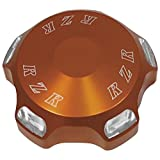 ModQuad Gas Cap - Logo - Orange RZR-GC-OR